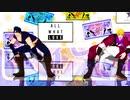 【ジョジョMMD】ジョナサンとディオでロキ+相棒組でロキ(MAO式ロキPV)