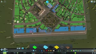 淡々とCities:Skylines #01【VOICEROID実