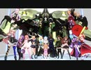 【MMD杯ZERO2再投稿組】ALONES&Inferno【VtuberオールスターMMD】