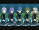 【ミリシタ】Chrono-Lexica(瑞希・杏奈・百合子・昴・ロコ) 「Flyers!!!」【ソロMV(合唱版)】