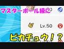【ポケモン剣盾】マスターボール級にも色々なポケモンがいて楽しい【ランクバトル】