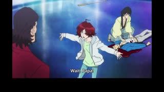 ルパン三世 Part5 英語吹替版 第23話 Lupin has been arrested, and the age of heroes is over!