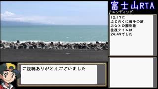富士山100%RTA 17時間35分【後編】