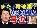 GSOMIA再破棄を韓国が検討開始?河野防衛相「通告の停止は一時的なものだと理解している」期待外れの結果に韓国民は勝手に激怒…【海外の反応】