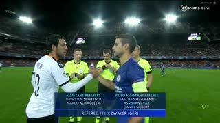 《19-20UEFA CL》 [GS第5節・H組] バレンシア vs チェルシー