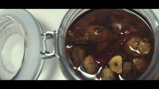 牡蠣のオイル漬け作ったらお酒が止まらなかった