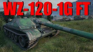 【WoT:WZ-120-1G FT】ゆっくり実況でおくる戦車戦Part643 byアラモンド