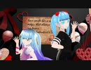 【ロボトミMMD&魔法少女サイトMMD】魔法少女2人にSweet Magic踊ってもらった【モデル配布あり】