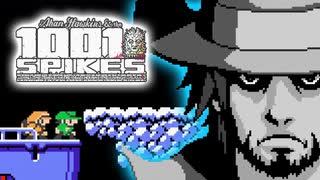 【1001 Spikes】初見殺しで死に狂う2人実況♯8