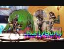 【MMD艦これ】 お宮式ゴリマ式雲龍姉妹 / HurlyBurly【追加版】