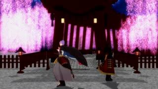 【MMD刀剣乱舞】帝国少女【打刀17振】