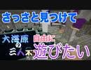 【マインクラフト】大海原の三人衆・改#29【いざ、ネザー(大嘘)】