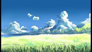 【ゲームシーン想定】草原×のどかな【ファンタジーRPG】