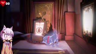 【ルイージマンション3】結月ゆかりは幽霊を吸い込みたい!#6