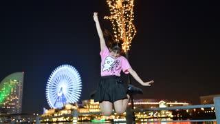 【ハガネ】 リリリリ★バーニングナイト 踊ってみた【こずえちゃんTシャツ】