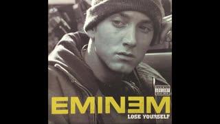 2002年10月28日 洋楽 「ルーズ・ユアセルフ」(エミネム) ※映画『8 Mile』主題歌