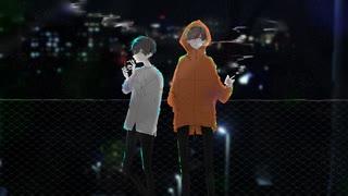 LONELY NIGHTS 歌ってみた【雨守 feat. 伊達マス夫】