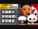【閲覧注意】北朝鮮の安倍総理への罵詈雑言!!