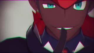 【MMDポケモン】Aha!【キバナ】