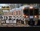 【JR東海】313系8000番台 in 飯田線 ~快速おいでん奥三河~