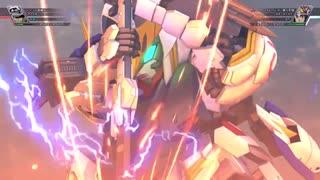 【全形態まとめ】ガンダムバルバトス第1形態~ルプスレクスまで全武装紹介「SDガンダム ジージェネレーション クロスレイズ」