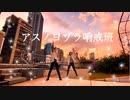【くりーみーそると】アスノヨゾラ哨戒班【踊ってみた】