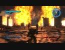 PC(steam)版 地球防衛軍5(EDF5) チート使用 プレイ動画5
