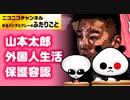 山本太郎の外国人生活保護に対する考え方