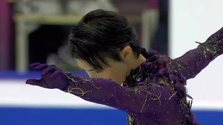 【ロシア語】Yuzuru HANYU Grand Prix Fin