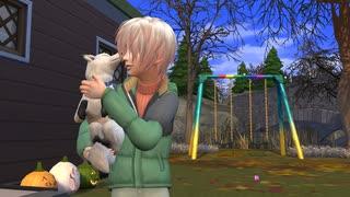 【Sims4】あおい海と森の動物病院 Part12