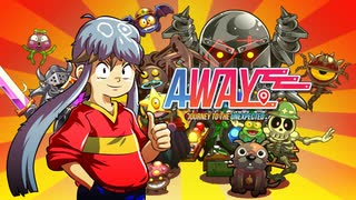 【Switch DLゲーほぼ日実況#619】「AWAY: Journey to the Unexpected」その1【Ciao_Ringoのショートショート】