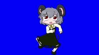 陽気な気分で踊り歩くNYN姉貴BB