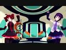 【MMD】カラフル×メロディ【ドリルバズーカ】