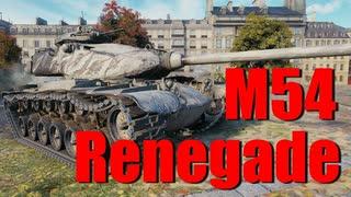 【WoT:M54 Renegade】ゆっくり実況でおくる戦車戦Part649 byアラモンド