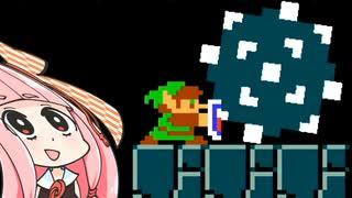 【マリオメーカー2】マリオ、しょうこりもなくリンクになる
