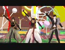 【MMDグラブル】金星のダンス-ルシ様-サンちゃん-ベリアル