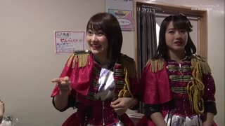 【BACK STAGE】Best wishes! in 青森