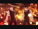 【MMD刀剣乱舞】REVOLVER【日・杵・燭・明/お着替え有】