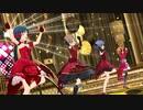 【ミリシタ】4 Luxury「花ざかりWeekend✿」(ある意味 RED ZONE)【ユニットMV】