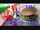 【秋田弁きりたん車載】鯉バーガーと霞ヶ浦とお散歩ツーリングと F750GSで行くのんびりツーリング08