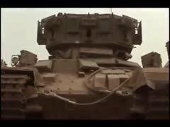 ナグマホン・ドッグハウスとD9装甲ドーザー