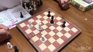 チェスで国際会議してみた