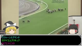 ゆっくり日本競馬史part28【二頭はプリキュア編】