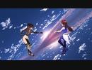 【MMDホロライブ】ときのそらとロボ子さんで「日常と地球の額縁」