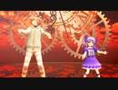 【MMD】叶と勇気ちひろでからくりピエロ(1080p)【にじさんじ】