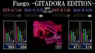 【GITADORA】Fuego -GITADORA EDITION-【N