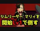 【ゆっくり】ポケモン剣盾 マリィを開始Lv1で倒す