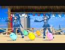 【MMD】みんなで「はばタン☆ダンス」おどろうよ!
