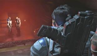 【Gears 5】ゆっくり実況.15 一番怖いのは「何です?」自然だ【Gears of war】