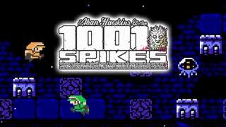 【1001 Spikes】初見殺しで死に狂う2人実況♯11